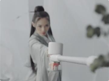 米家发布无线吸尘器宣传视频:独孤九吸,惊现江湖