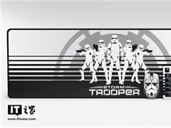 雷蛇推出星球大战帝国冲锋队限量版键鼠套装,售价175美元
