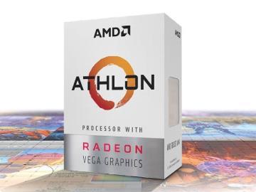 AMD 速龙300GE小钢炮曝光:有望搭载Vega 9核显,性价比更高
