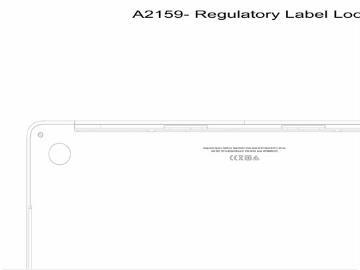 蘋果神秘13英寸MacBook Pro曝光:型號A2159,可能配32GB內存