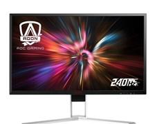 AOC發布新款愛攻顯示器:240Hz/0.5ms響應速度,400nit亮度