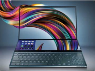 华硕灵耀X2 Pro上架:30000元的双屏笔记本了解一下