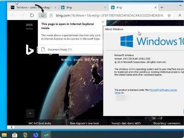 微软:目前Chromium版Edge浏览器新IE模式并非为了普通用户