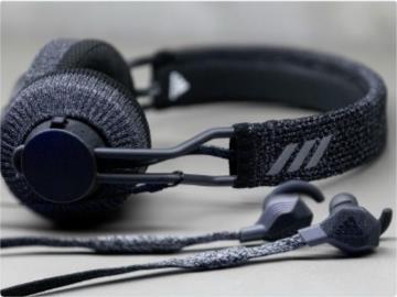 牽手音頻品牌Zound,阿迪達斯運動耳機登陸國內市場