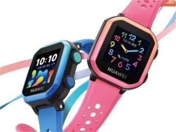 華為兒童手表3s正式開售:4G全網通+八重AI定位,688元