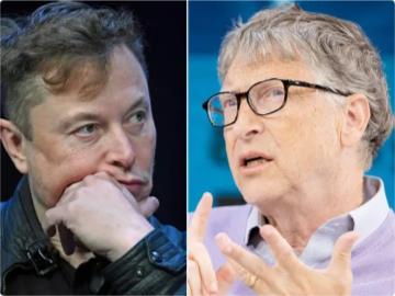 比尔·盖茨和马斯克之间的是非曲直