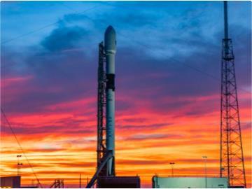 SpaceX 發射前 2 秒無原因緊急叫停,尚未宣布新的發射時間
