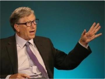 """比尔·盖茨:美国新冠病毒检测仍然是""""一件可悲的事"""""""