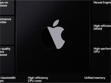 臺媒:蘋果自研 Apple Silicon 芯片由臺積電獨家代工