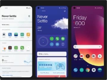 一加 8T 系列将预装氢 OS 11:基于 Android 11 定制