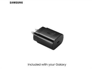 三星暗讽苹果 iPhone 不附赠电源适配器:称Galaxy继续提供