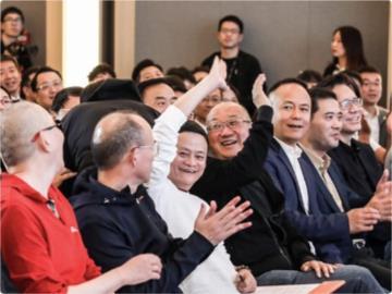 湖畔大学5年校庆,马云:企业家是英雄主义、浪漫主义与现实主义的结合