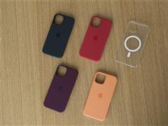 iPhone 12/Pro 绝配,IT之家苹果 MagSafe 保护壳现场实拍图赏