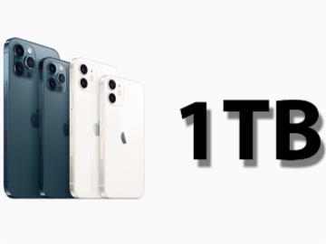爆料:苹果 iPhone 13 将推出 1TB 储存版本,有望全系支持 8K 视频录制