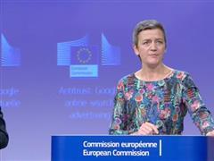 欧洲打击互联网巨头垄断,但负责官员反对拆解