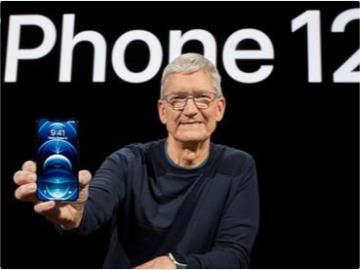 苹果盘后公布第四季财报股价大跌:iPad和Mac未能弥补iPhone下滑