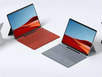 微软商城5折大促:认证翻新Surface Pro X上架低至6219元