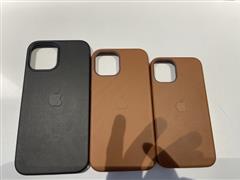 苹果iPhone 12 MagSafe皮革保护壳首个上手视频出炉