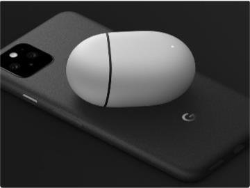 连接 USB-C 充电,谷歌 Pixel 5 自动变为无线充电板