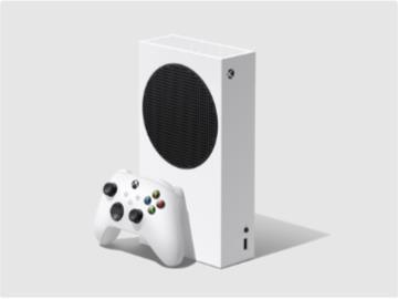 海外用户提前上手,微软Xbox Series S 可用存储 364 GB
