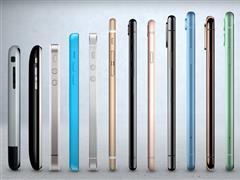 一个视频带你回顾历代最畅销苹果 iPhone:iPhone 6/6 Plus 一骑绝尘