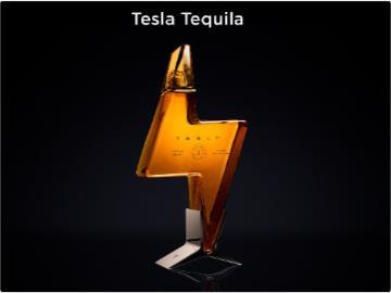 特斯拉酒上线官网,手工打造酒瓶每瓶售价近1700块