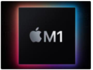 苹果 M1 GPU 跑分出炉:达 16 英寸 MacBook Pro 独显水平