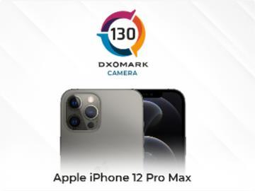 苹果 iPhone 12 Pro Max DxOMark 评分公布:130 分挤下 Pro 当选第四名