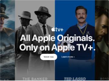 苹果 Apple TV 应用现已登陆 PS5、PS4、 Xbox Series X/S 平台