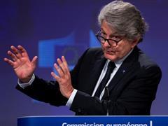 欧盟:若科技巨头违反规定,它们或将无法进入欧洲市场