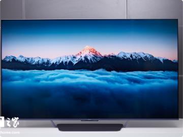【IT之家開箱】OPPO 智能電視 S1 圖賞:4K QLED 量子點屏幕懸浮震撼