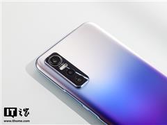 【IT之家開箱】vivo S7e 5G 手機圖賞:微弧設計,盡顯輕薄感