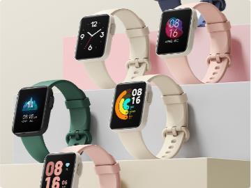 首发价 269 元,Redmi Watch 「小方屏」明日零点开售:1.4 英寸高清屏,重量 35g