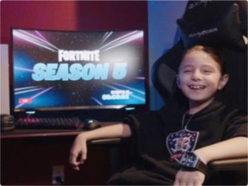 最年轻的电子竞技职业选手诞生:年仅 8 岁