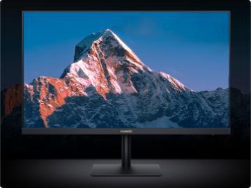 華為 MateStation 臺式機搭配的 23.8 英寸寬屏顯示器上架:售價 899 元