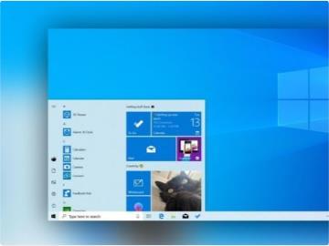 曝微軟 Win10 鎖屏將有視差 3D 效果,桌面壁紙和攝像頭獲精巧改進