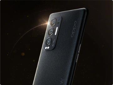 OPPO Reno 5 Pro+ 京東開啟預約:將首發索尼旗艦傳感器 IMX766