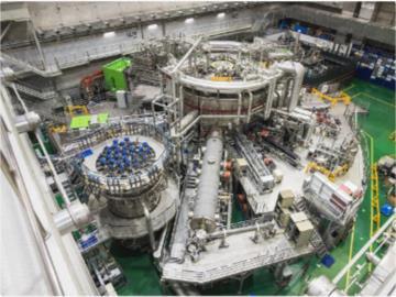 """韩国""""人造太阳""""创纪录的在 1 亿摄氏度下运行了 20 秒"""