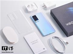 【IT之家開箱】vivo X60 Pro圖賞:創新緞面 AG 工藝