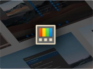 微軟 Win10 免費工具集 PowerToys v0.29 正式發布:ARM64 進度完成代碼庫 .NET Core 升級