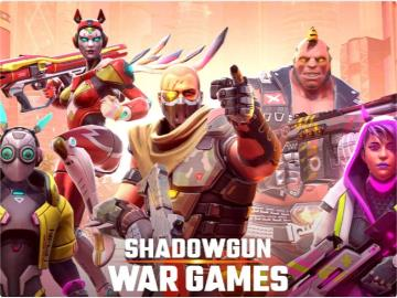 《Shadowgun War Games》登陆Android和iOS