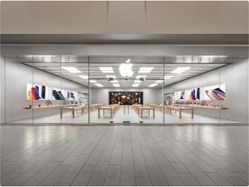 蘋果美國所有Apple Store零售店停業,直到5月份