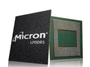 美光推出低功耗DDR5 DRAM芯片,将用于摩托罗拉Edge+新旗舰手机