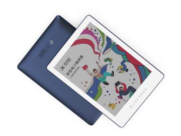 科大讯飞电子书彩屏阅读器C1开卖:纯平设计/4096色,1488元