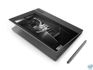 联想ThinkBook Plus笔记本首发:搭载十代酷睿,A面10.8英寸墨水屏
