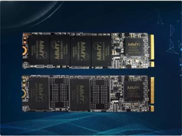 華存推出 MMSP350 國產PCIe固態硬盤,速度可達2GB/s