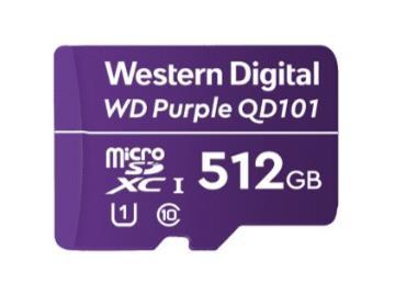 西數發布 QD101 microSDXC 卡:96層TLC,最高512GB