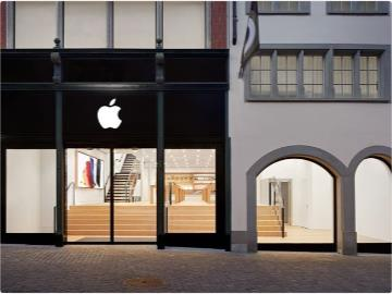 開門大吉!瑞士所有Apple Store門店將于5月12日重新開業