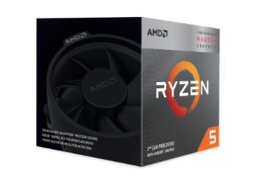 AMD新款桌面APU参数曝光:最高8核,GPU可达2.1GHz