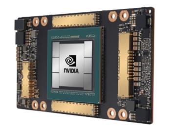 世界最大 GPU:英伟达 Tesla A100 曝光,540 亿个晶体管